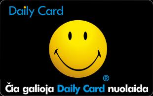 DaiyCard